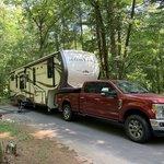 Lake powhatan campground