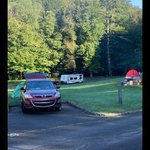 Linville falls campground