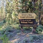 Emery bay campground