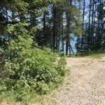 Emery bay campground