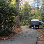 North mills river campground