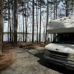 Parkers creek campground
