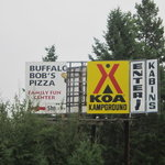 Whitefish kalispell north koa