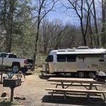 Tsali campground