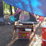 Vista point group campground