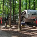 Beavers bend campground