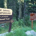 Lost johnny campground
