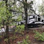 Buckhorn campground chickasaw nra