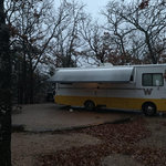 Buckhorn campground chickasaw nra