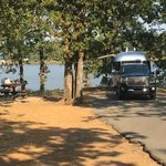 Deep fork campground lake eufaula sp