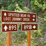 Lost johnny creek road