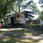 Johnson creek campground lake texoma ok