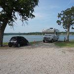 Catfish bay campground lake texoma sp