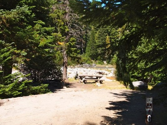 Nottingham campground