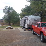 Victor landing campground