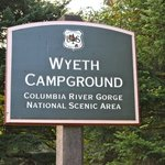 Wyeth campground
