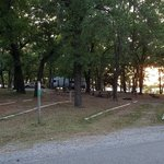 West burns run campground