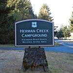 Herman creek campground
