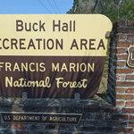 Buck hall recreation area