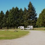 Port of cascade locks campground