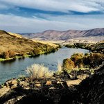Deschutes river state recreation area