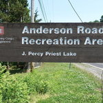 Anderson road recreation area