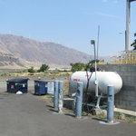 Sinclair gas satation rufus or