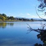 Douglas dam tailwater