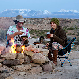 Brad and Maggie's Favorite Camping Gear