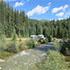 Free campsite in Colorado