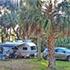 Free campsite in Florida