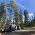 Free campsite in Oregon
